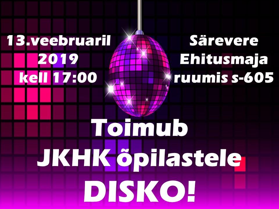 JKHK disko 2019