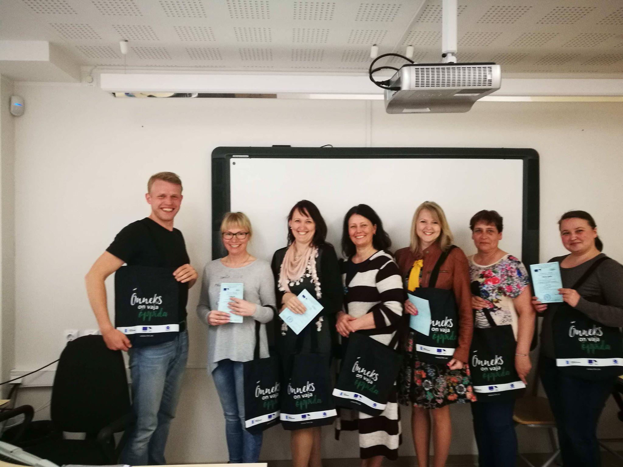 Ametialane eesti keel Järvamaa Kutsehariduskeskuses